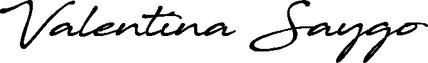 valentina saygo logo